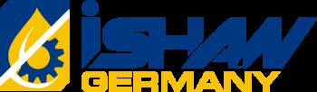ISHAN-GERMANY Logo